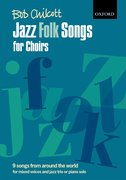 Cover for Jazz Folk Songs for Choirs
