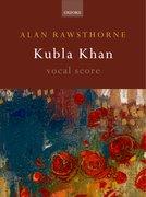 Cover for Kubla Khan