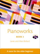 Cover for Pianoworks Book 2 + CD