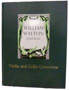 Cover for Violin and Cello Concertos