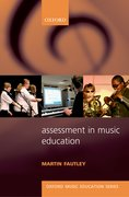 Cover for Assessment in Music Education - 9780193362895