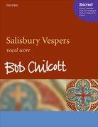 Cover for Salisbury Vespers
