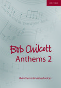 Cover for Bob Chilcott Anthems 2