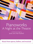 Cover for Pianoworks: A Night at the Theatre