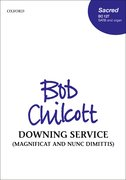 Cover for Downing Service (Magnificat and Nunc Dimittis)
