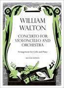 Cover for Cello Concerto