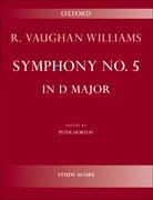 Cover for Symphony No. 5