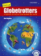 Cover for Cello Globetrotters + CD