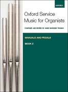 Cover for Oxford Service Music for Organ: Manuals and Pedals, Book 2