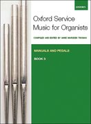 Cover for Oxford Service Music for Organ: Manuals and Pedals, Book 3