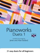 Cover for Pianoworks Duets 1 + CD