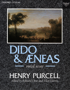 Cover for Dido and Aeneas