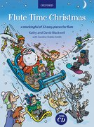Cover for Flute Time Christmas + CD