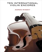 Cover for Ten International Violin Encores