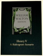 Cover for Henry V - A Shakespeare Scenario - 9780193385313