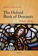 Cover for The Oxford Book of Descants
