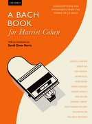 Cover for A Bach Book for Harriet Cohen