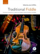 Cover for Traditional Fiddle + CD