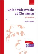 Cover for Junior Voiceworks at Christmas + CD - 9780193392816