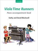 Cover for Viola Time Runners Piano Accompaniment Book