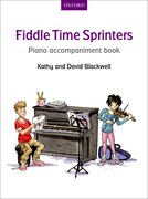 Cover for Fiddle Time Sprinters Piano Accompaniment Book
