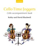 Cover for Cello Time Joggers Cello accompaniment book