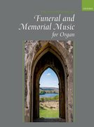 Cover for The Oxford Book of Funeral and Memorial Music for Organ - 9780193401198