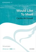 Cover for Would Like To Meet