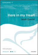 Cover for Here in my Heart