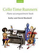 Cover for Cello Time Runners Piano Accompaniment Book