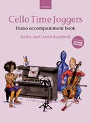 Cover for Cello Time Joggers Piano Accompaniment Book