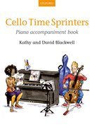 Cover for Cello Time Sprinters Piano Accompaniment Book