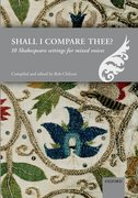 Cover for Shall I compare thee? - 9780193406148