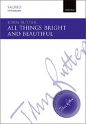Cover for All things bright and beautiful
