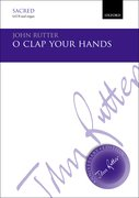 Cover for O clap your hands