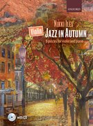 Cover for Violin Jazz in Autumn + CD - 9780193407671