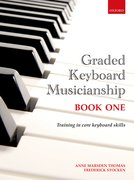 Cover for Graded Keyboard Musicianship Book 1 - 9780193411937