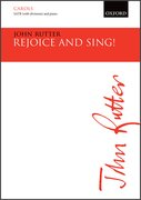 Cover for Rejoice and sing!