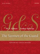 Cover for The Yeomen of the Guard