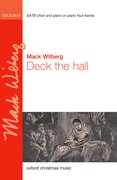 Cover for Deck the hall