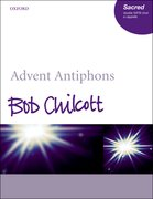 Cover for Advent Antiphons