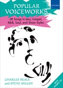 Cover for Popular Voiceworks 1