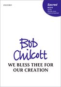 Cover for We bless thee for our creation