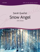 Cover for Snow Angel - 9780193512290