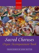 Cover for Sacred Choruses