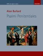 Cover for Psalmi Penitentiales - 9780193519008