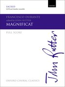 Cover for Magnificat