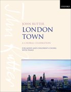 Cover for London Town - 9780193528383