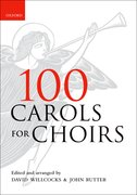 Cover for 100 Carols for Choirs