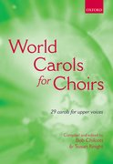 Cover for World Carols for Choirs (SSA)